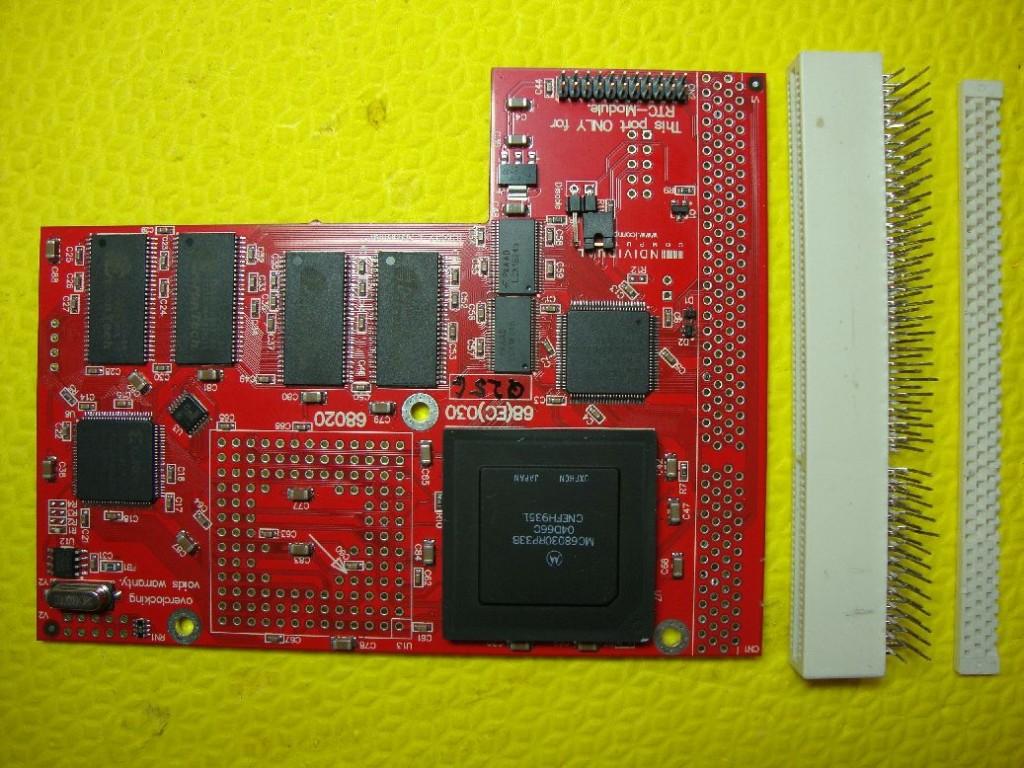 Conector dessoldado